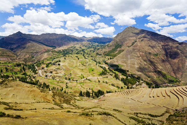 Sacred Valley Stock photo © alexeys