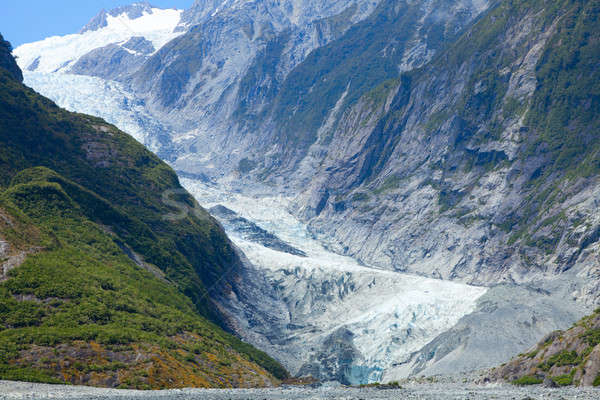 Franz Josef Glacier Stock photo © alexeys