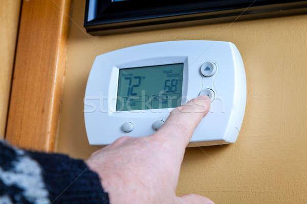 Energy saving Stock photo © alexeys