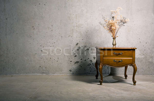 End table Stock photo © alexeys