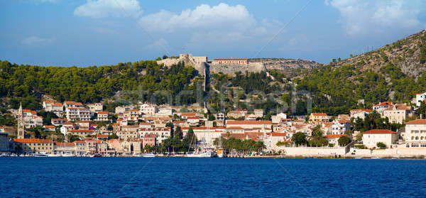 Hvar, Croatia Stock photo © alexeys