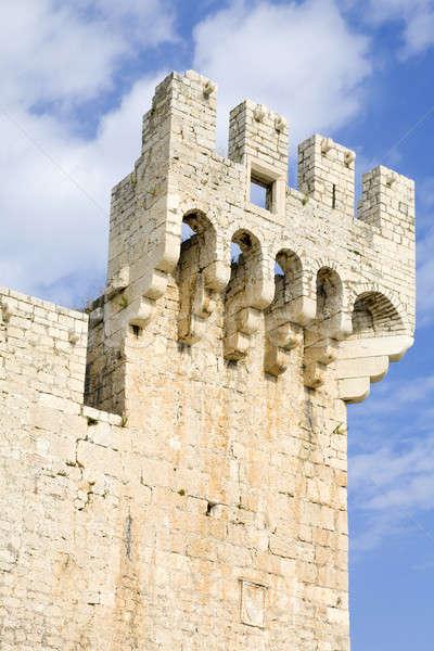 Fortress Detail Stock photo © alexeys