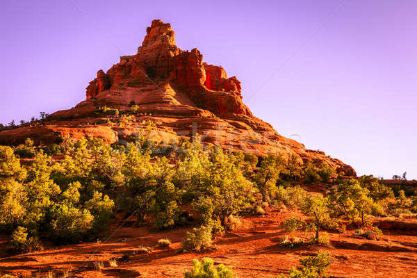 Bell Rock in Sedona, Arizona Stock photo © alexeys