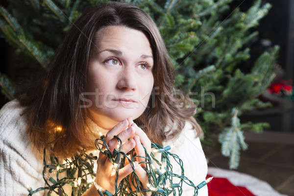 Holiday woes Stock photo © alexeys