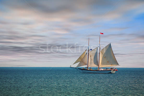 Sailboat Stock photo © alexeys