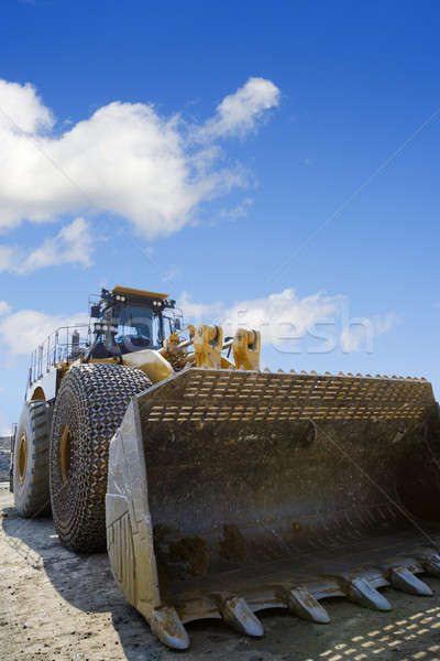 Loader Stock photo © alexeys