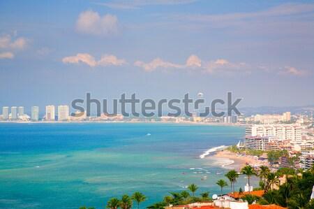 Resort Stock photo © alexeys