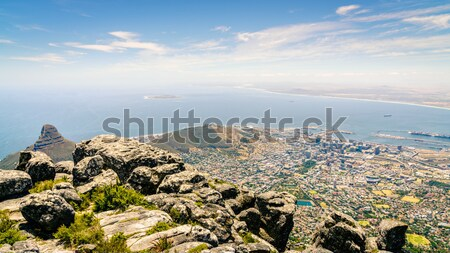 Cape Town Stock photo © alexeys