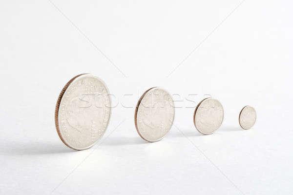 впечатление значение деньги бизнеса аннотация Сток-фото © alexeys