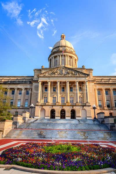Foto stock: Kentucky · edificio · oficina · ciudad · ley · hermosa