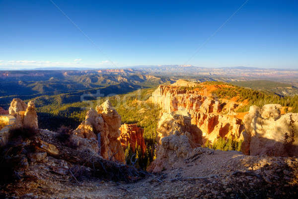 Bryce Canyon National Park Stock photo © alexeys
