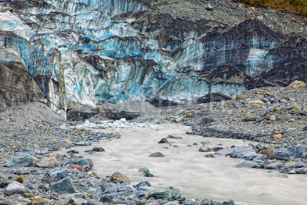 Fox Glacier Stock photo © alexeys