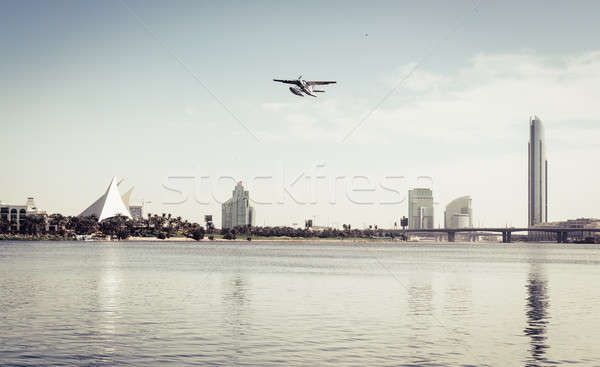 Dubai Creek Stock photo © alexeys