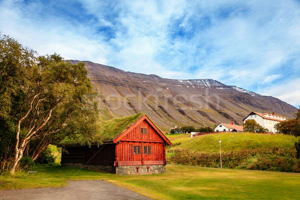 Holar, Iceland Stock photo © alexeys