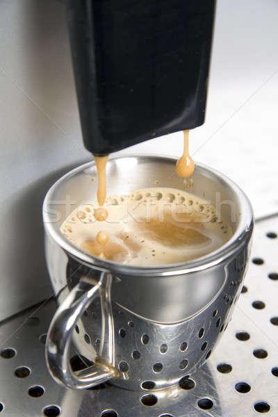 Espresso 2 Stock photo © alexeys