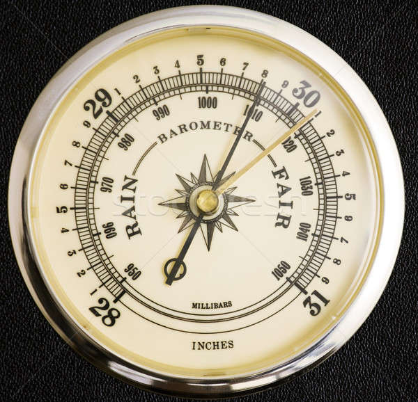 Barometer Stock photo © alexeys