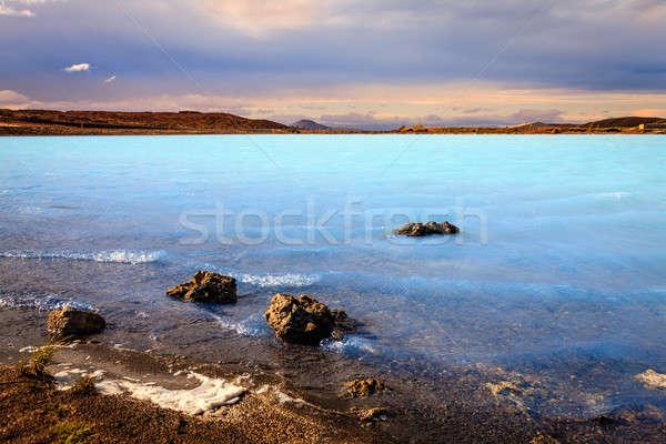 Geothermal waters Stock photo © alexeys