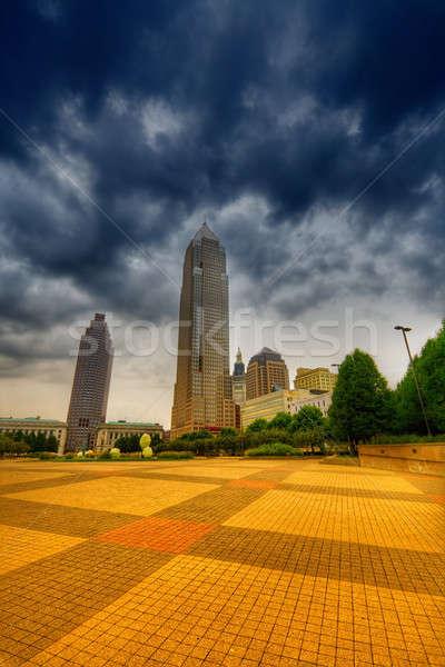 Cleveland Stock photo © alexeys