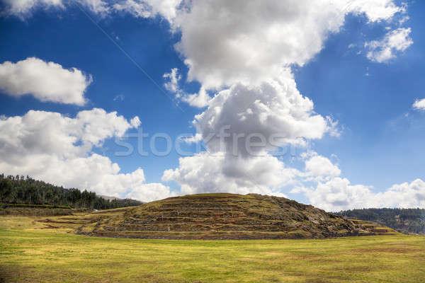 Sacsayhuaman Stock photo © alexeys