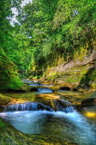 Gorge Stock photo © alexeys