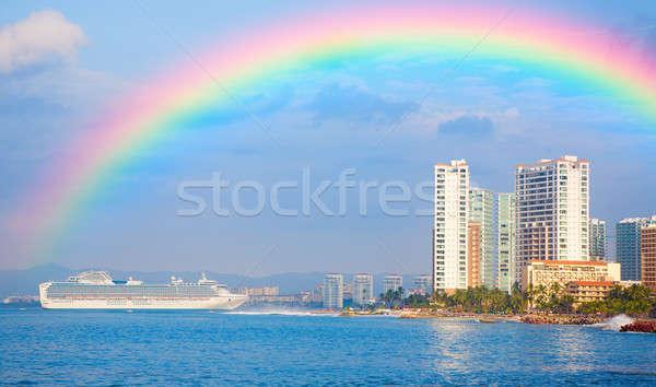 Puerto Vallarta Stock photo © alexeys