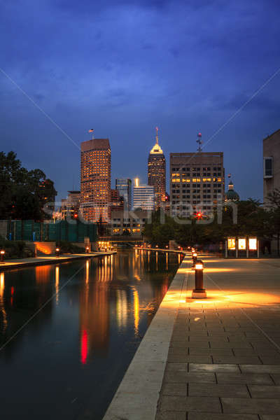 Indianapolis Stock photo © alexeys