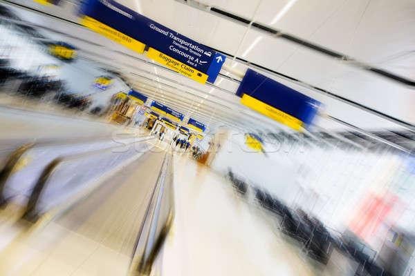 Airport Stock photo © alexeys