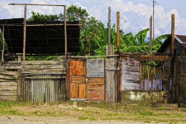 Abandoned Stock photo © alexeys