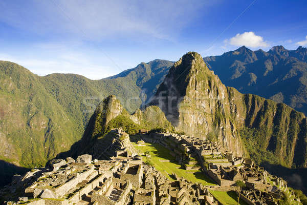 Machu Picchu Stock photo © alexeys