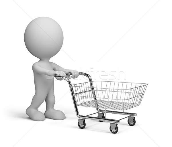 Shopping Stock photo © AlexMas