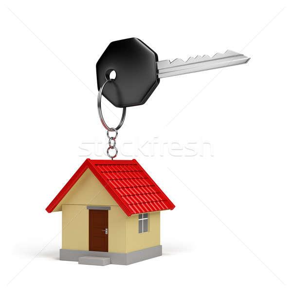 Key for a house Stock photo © AlexMas