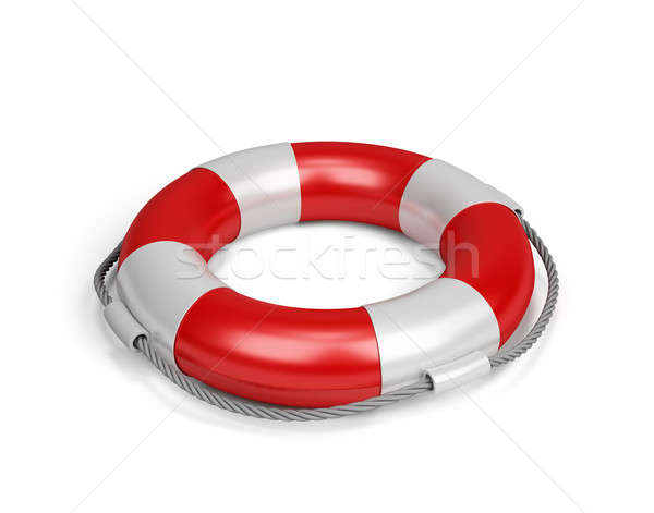 Lifebuoy Stock photo © AlexMas