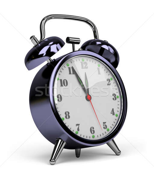 Alarm clock Stock photo © AlexMas