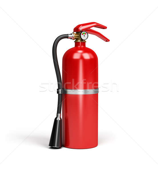 Fire extinguisher Stock photo © AlexMas