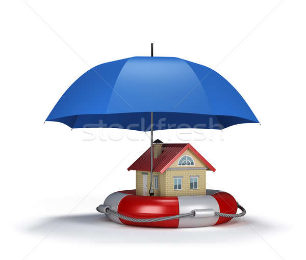 Property insurance Stock photo © AlexMas