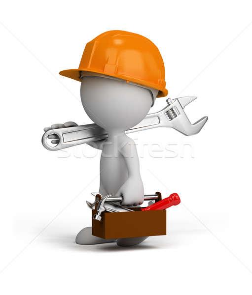 Repairman Stock photo © AlexMas