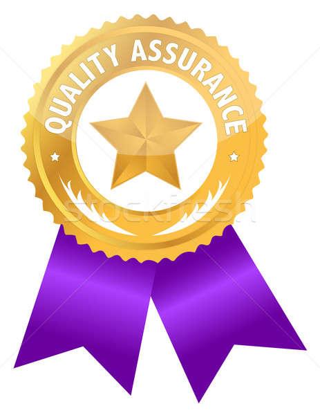 Quality assurance Stock photo © alexmillos