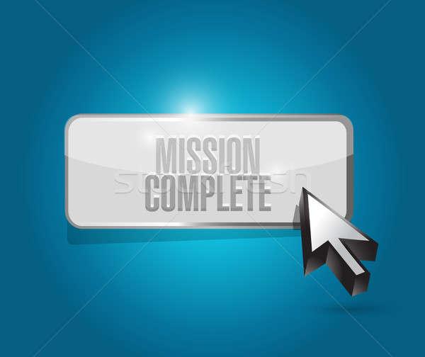 ミッション ボタン にログイン 実例 デザイン ストックフォト © alexmillos