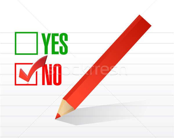 Seçilmiş örnek dizayn notepad kâğıt okul Stok fotoğraf © alexmillos