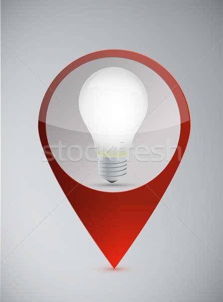 marking ideas Stock photo © alexmillos