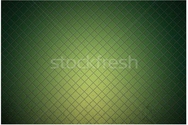 Yeşil karbon madeni dizayn doku Stok fotoğraf © alexmillos