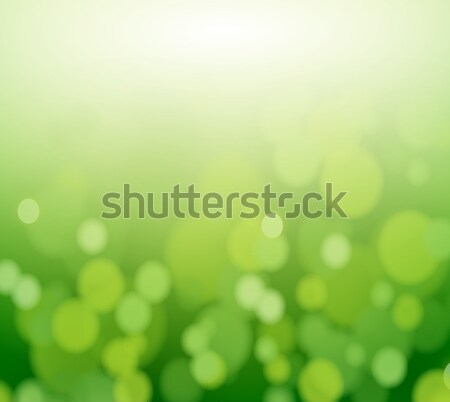 Soft colored eco green abstract background  Stock photo © alexmillos