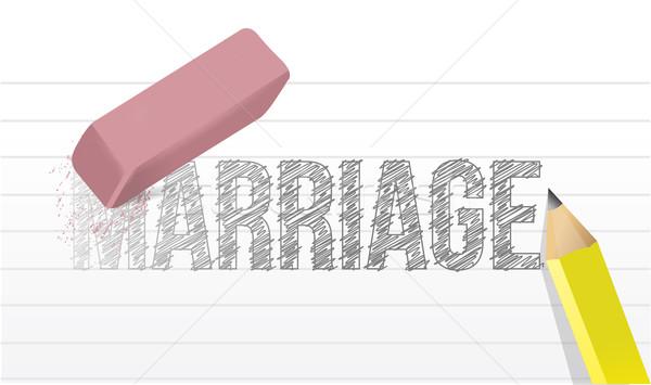 結婚 実例 デザイン 中心 ロマンス ストックフォト © alexmillos