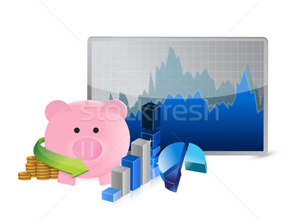 Business concept  Stock photo © alexmillos