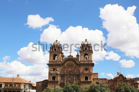 исторический Перу Top старые инка Сток-фото © alexmillos