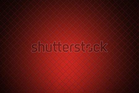 red carbon metallic seamless pattern design Stock photo © alexmillos