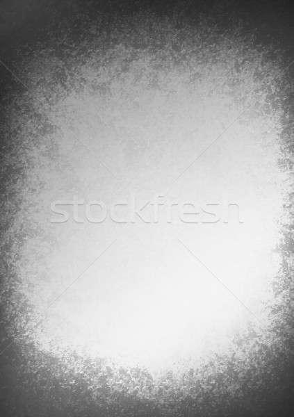 Zilver oud papier textuur illustratie ontwerp grafische Stockfoto © alexmillos