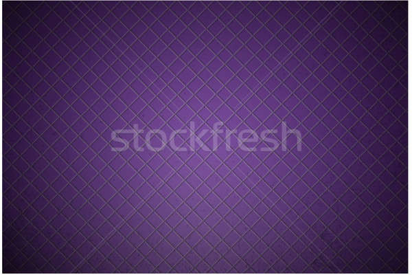 purple carbon metallic seamless pattern design background textur Stock photo © alexmillos