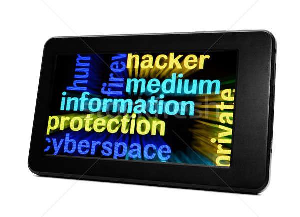 Medium information Stock photo © alexskopje
