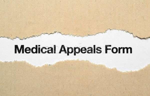 Tıbbi form kâğıt dizayn arka plan defter Stok fotoğraf © alexskopje